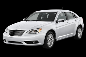 2011 Chrysler 200-Series