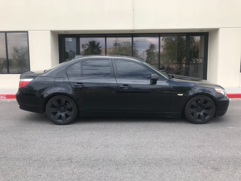 BMW 5 Series 2004 price $7,777