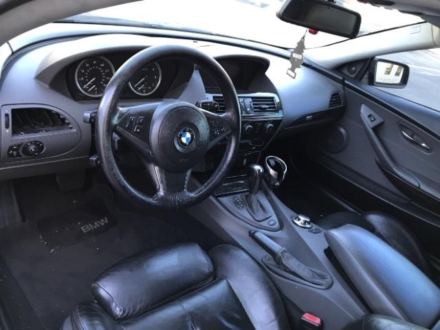 BMW 6 Series 2005 price $10,995