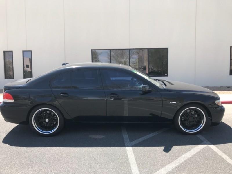 BMW 7 Series 2003 price $7,777