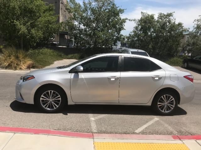 Toyota Corolla 2015 price $12,000