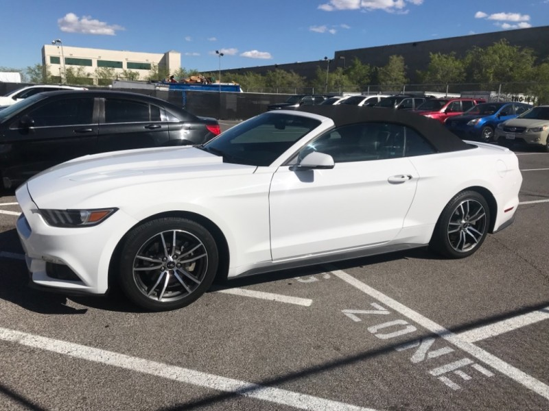 Ford Mustang 2017 price $19,995