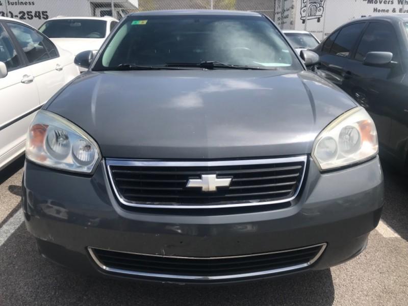 Chevrolet Malibu 2007 price $4,988