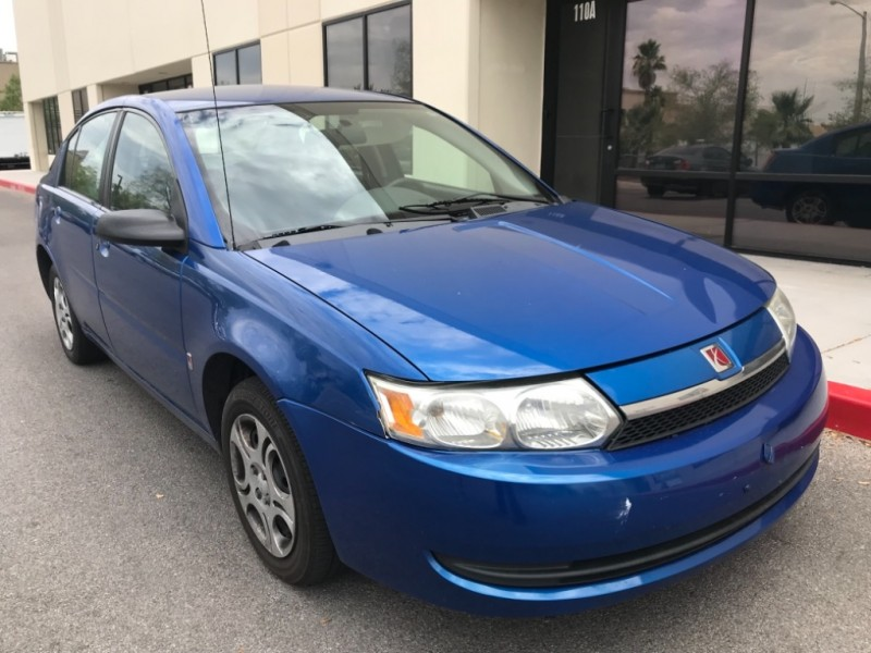 Saturn Ion 2004 price $2,999