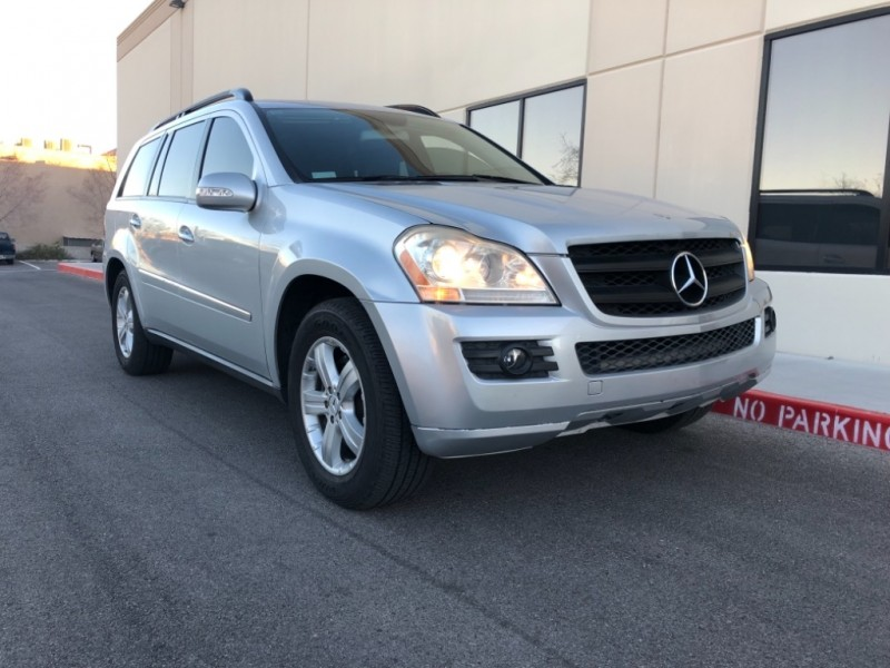 Mercedes-Benz GL-Class 2007 price Call for Pricing.