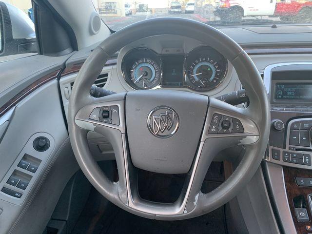 Buick LaCrosse 2010 price $11,895