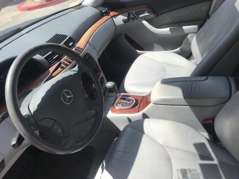 Mercedes-Benz S-Class 2001 price $4,900