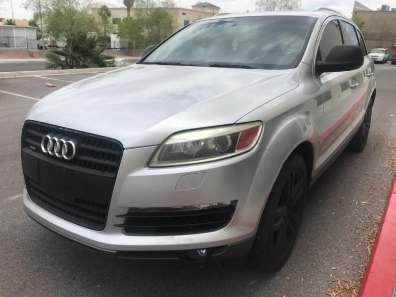 Audi Q7 2007 price $9,999