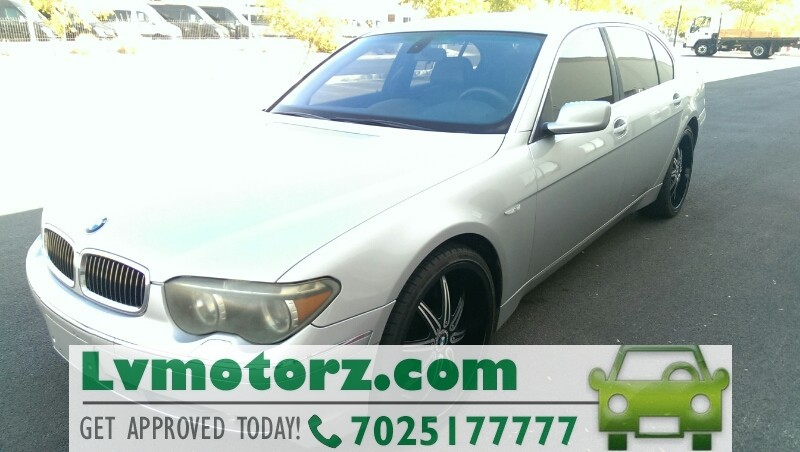 BMW 7 Series 2004 price Call for Pricing.
