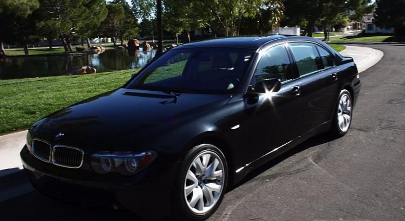 BMW 7 Series 2004 price $8,888