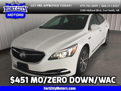 2017 Buick LaCrosse 4dr Sdn Essence FWD