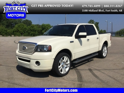 2008 Ford F-150 AWD SuperCrew 139 Limited