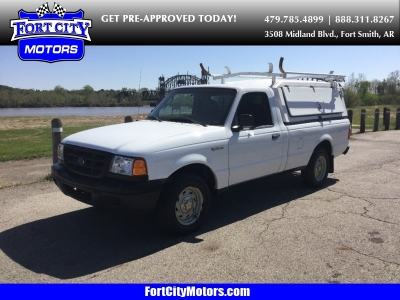 2003 Ford Ranger Reg Cab LWB 4.0L XL Fleet