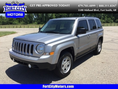 2015 Jeep Patriot 4WD 4dr Sport