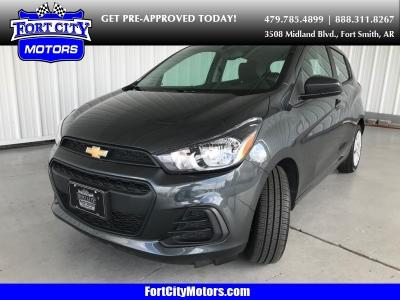 2018 Chevrolet Spark 5dr HB CVT LS