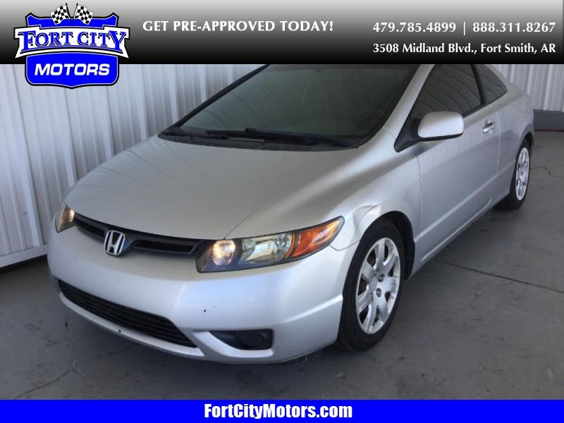 Honda Civic Cpe 2006 price $3,945