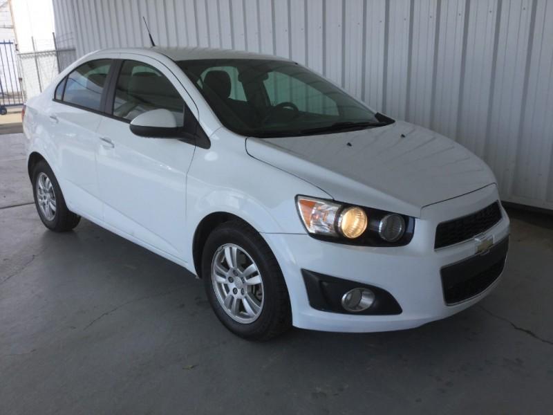 Chevrolet Sonic 2013 price $6,995