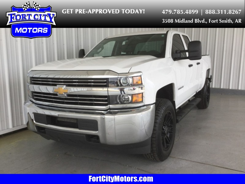 Chevrolet Silverado 2500HD 2016 price $31,995