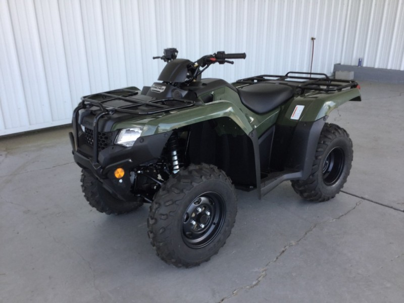 Honda FourTrax Rancher 2019 price $4,500