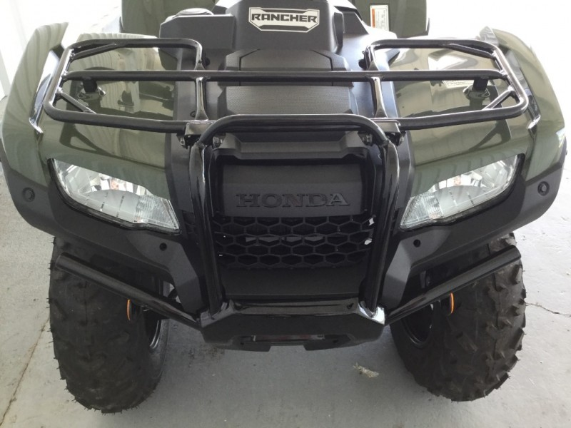 Honda FourTrax Rancher 2019 price $4,995