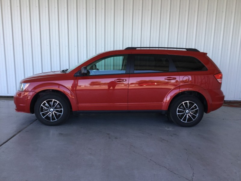 Dodge Journey 2018 price $18,888