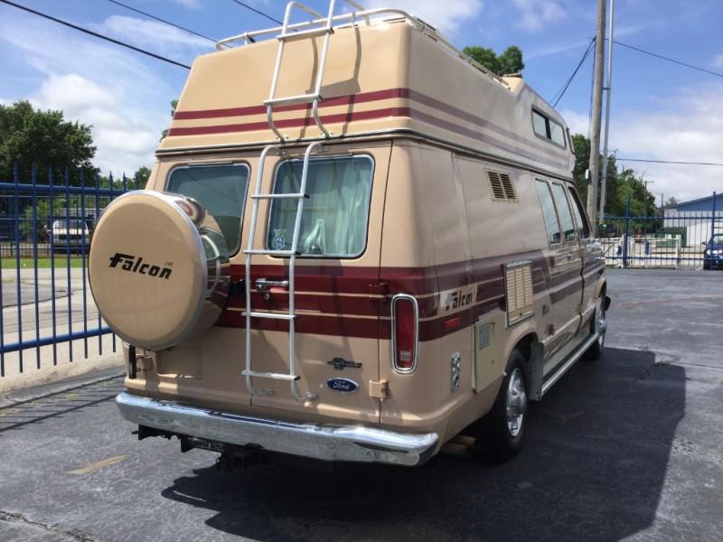 Ford Econoline Cargo Van 1987 price $8,995