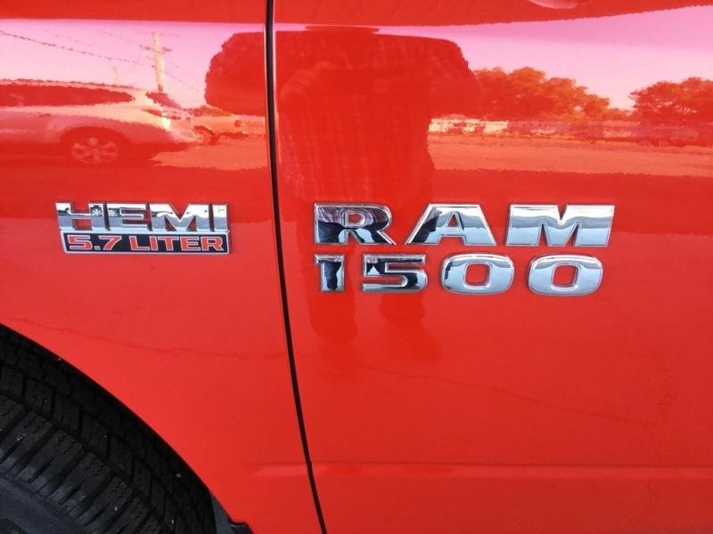 RAM 1500 2016 price $28,888