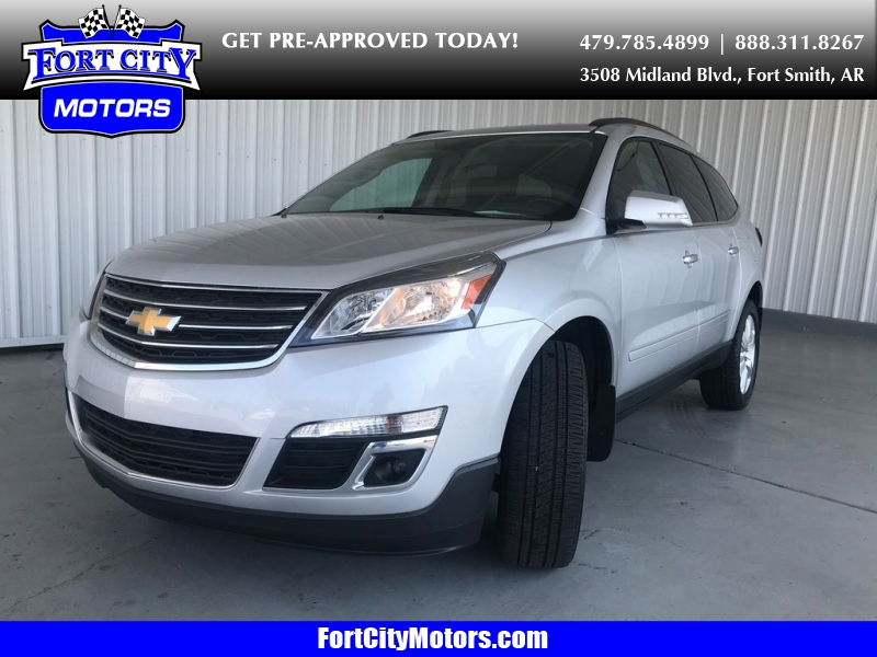Chevrolet Traverse 2017 price $20,499