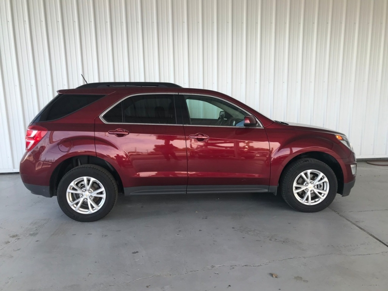 Chevrolet Equinox 2017 price $17,299