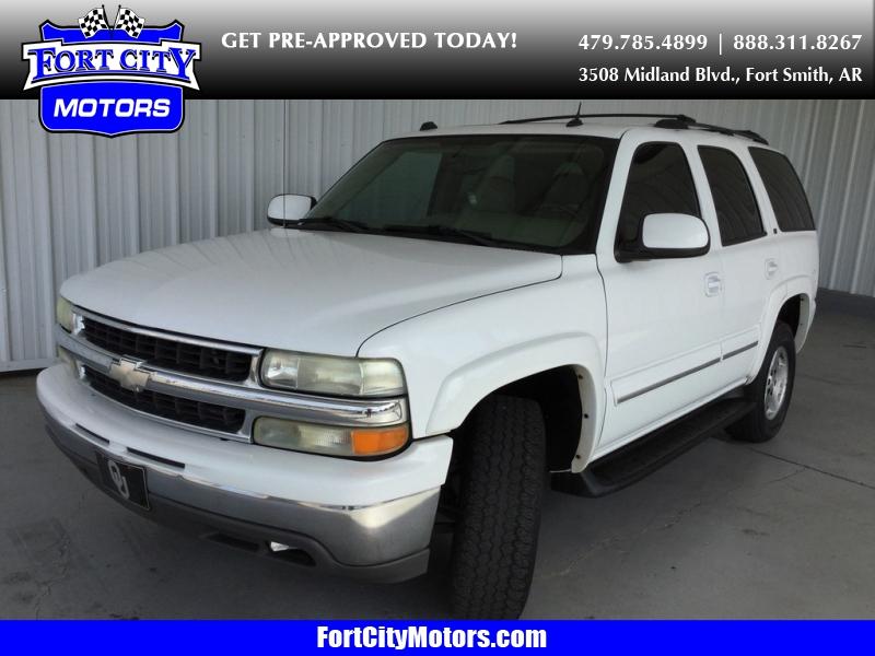 Chevrolet Tahoe 2004 price $4,995