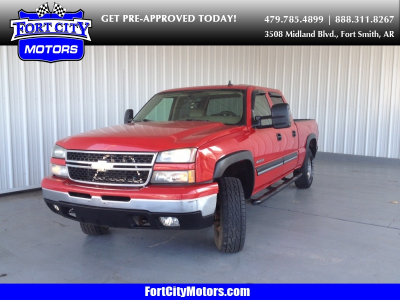 Chevrolet Silverado 1500HD 2006 price $7,995
