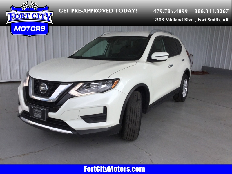 Nissan Rogue 2019 price $17,298