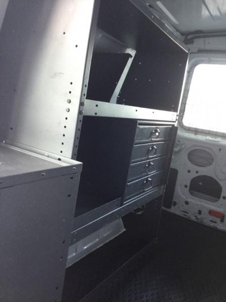 Ford Econoline Cargo Van 2011 price $7,029