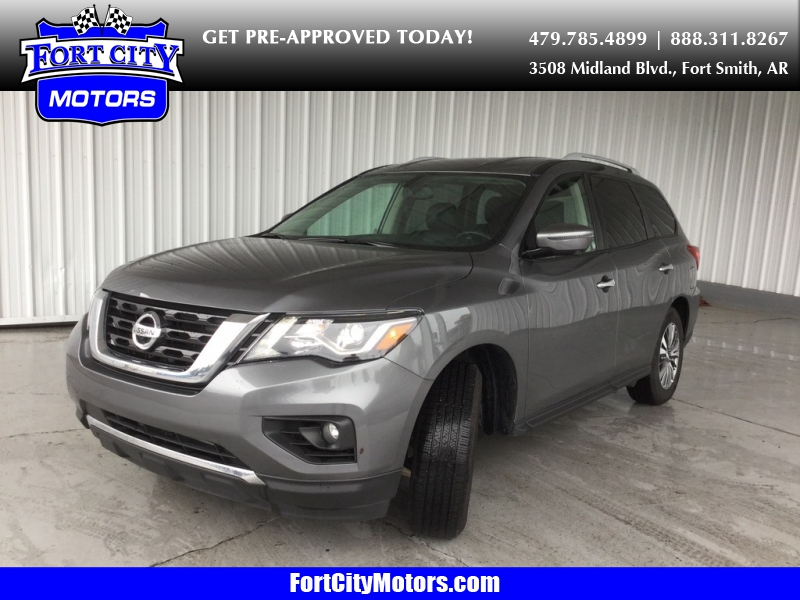 Nissan Pathfinder 2019 price $25,488