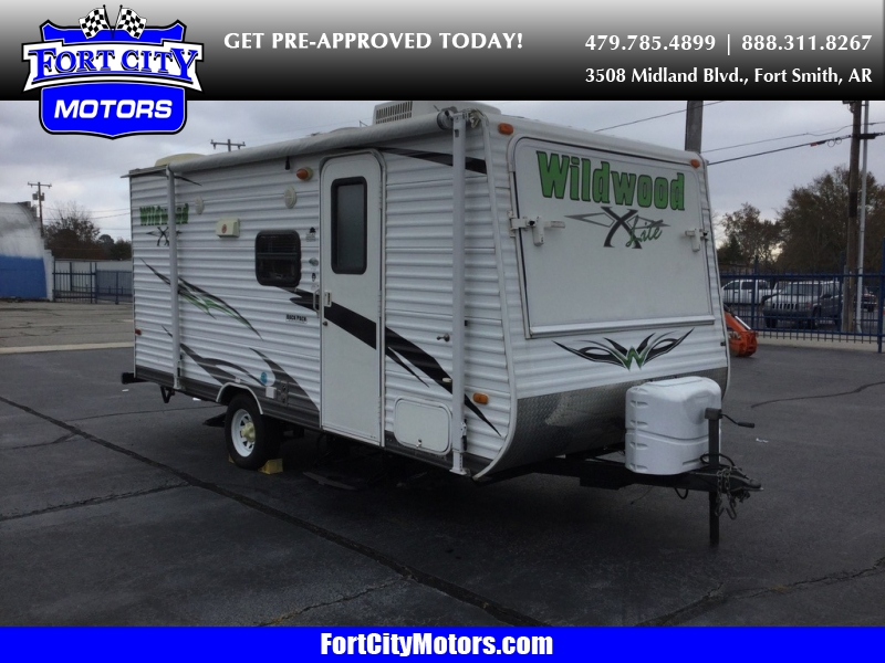Forest River WILDWOOD 2012 price $7,489