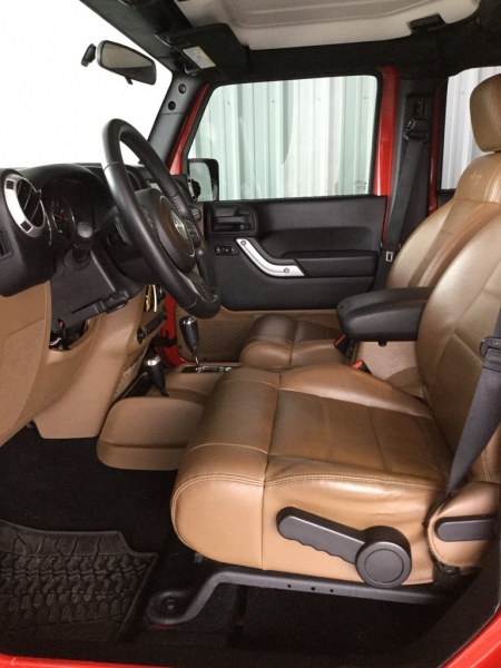 Jeep Wrangler Unlimited 2012 price $21,899