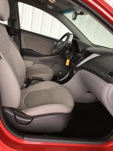 Hyundai Accent 2017 price $10,990