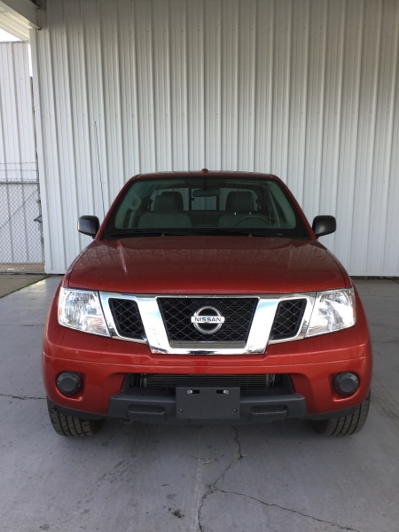 Nissan Frontier 2018 price $23,250