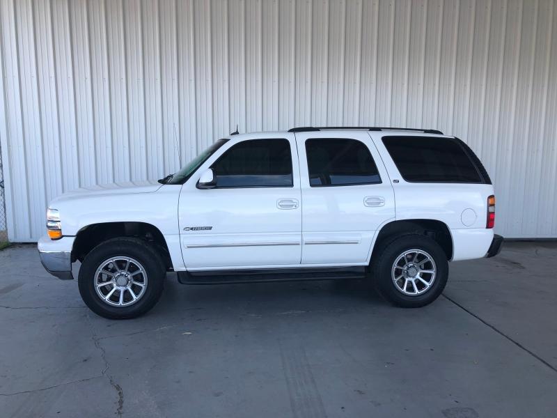 Chevrolet Tahoe 2003 price $3,498