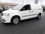 RAM Cargo Van 2012