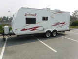 Cruiser RV Fun Finder 2008