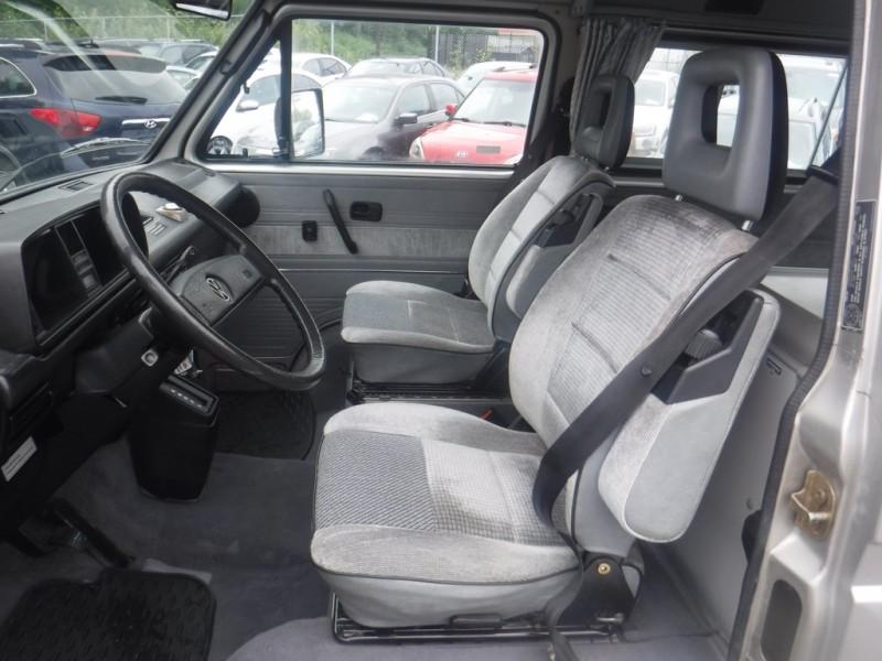 Volkswagen Vanagon Westfalia 1989 price $24,950
