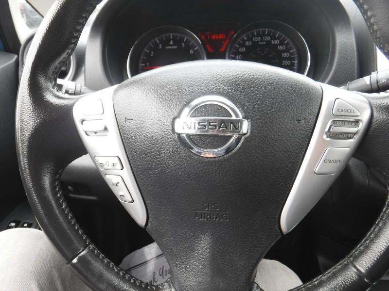 Nissan Versa Note 2014 price $8,950
