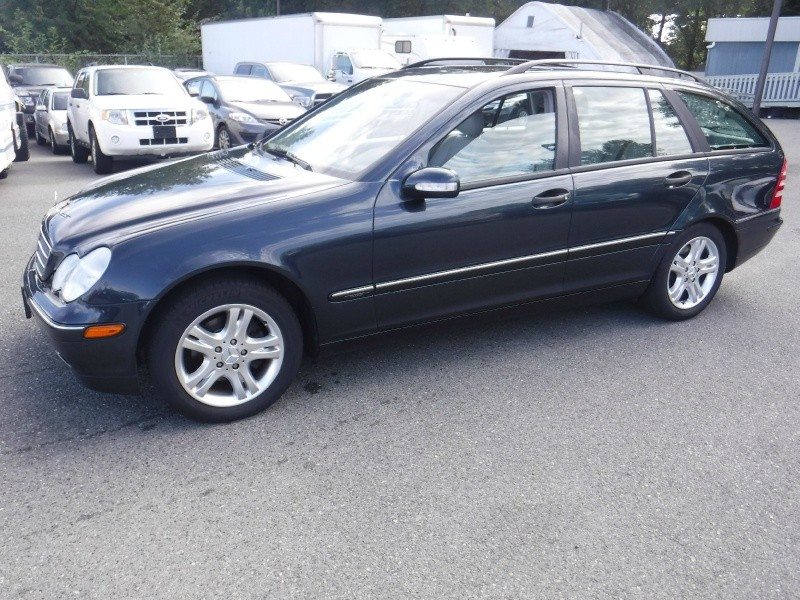 Mercedes-Benz C-Class 2003 price $7,950