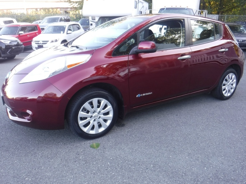 Nissan LEAF 2017 price $19,950