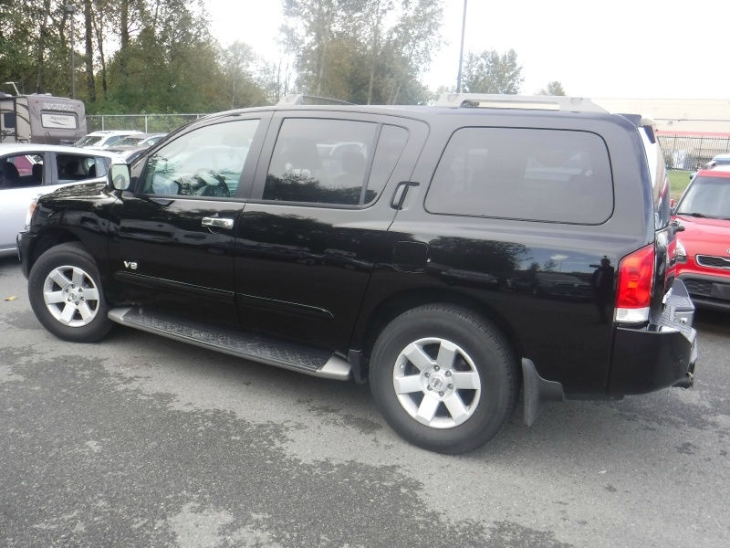 Nissan Armada 2005 price $9,950