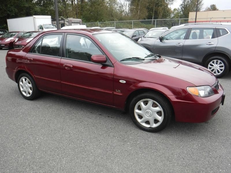 Mazda Protege 2003 price $4,950
