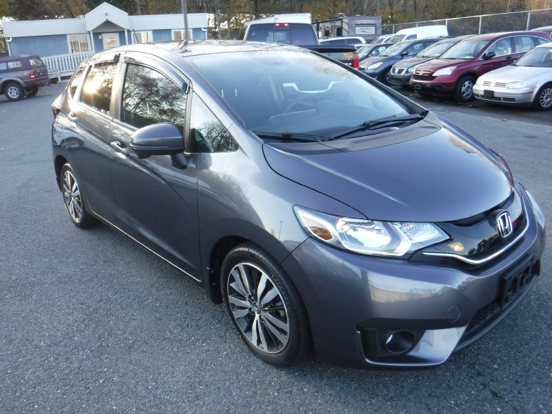 Honda Fit 2016 price $16,850