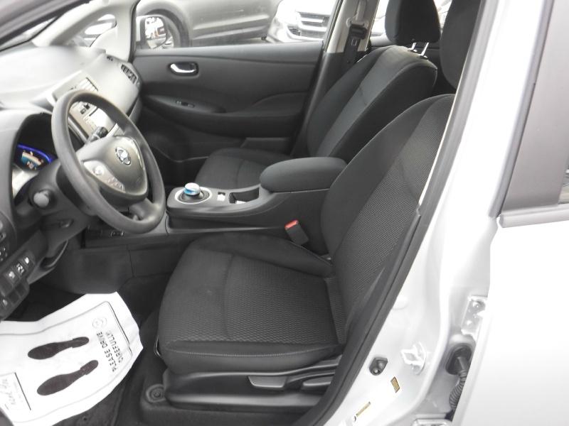 Nissan LEAF 2017 price $19,950