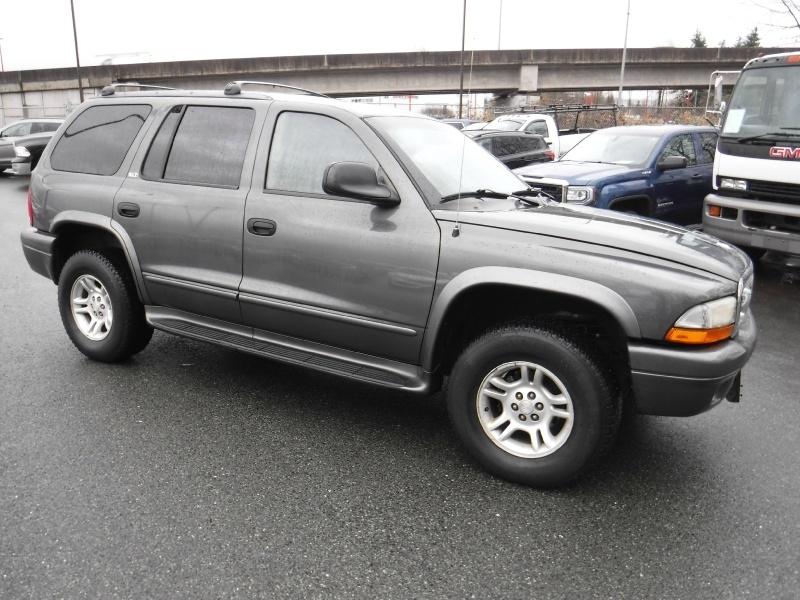 Dodge Durango 2002 price $4,950